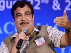 Go Pakistan Border Won T Give Land South Mumbai Nitin Gadkari Tells Indian Navy