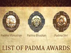 Modi Government Announces Recipients 2018 Padma Awards