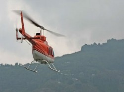 Dead After Chopper With Ongc Officials Crashes Off Mumbai Coast