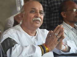 Rss Ready Axe Togadia Opened Front Against Bjp Govt Including Pm
