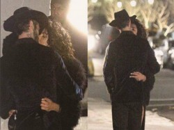 Priyanka Chopra Kisses Her Quantico 3 Co Star Alan Powell On Streets New York