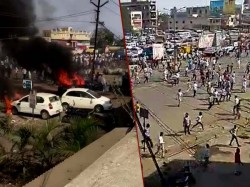 What Is The Main Cause Clash Between Marathi Dalits Pune