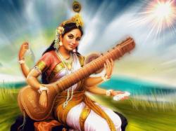 Know Facts About Goddess Saraswati Saraswati Puja Brief
