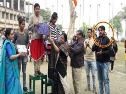 Female Student Allegedly Manhandled Rishra Bidhan Chandra College S Union Room Tmcp Leader