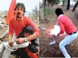 Rajsamand Hate Crime Shambhu Lal Regar Linked Muslim Labourer Afrajul Murder Love Jihad Hide Affair