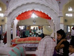 Gurdwaras Canada Ban Entry Indian Officials