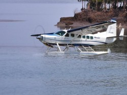 Spice Jet Announces Sea Plane Service Is Started At Sundarba Of West Bengal