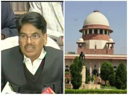 Sc Rift Has Been Laid Rest Bar Council India