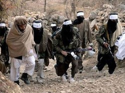 Pakistani Military Isi Trained Terrorists Waiting Infiltrate India Pok Launch Pads