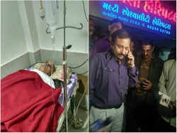 After Missing 12 Hour Vhp S Pravin Togadia Found Unconscious Hospital