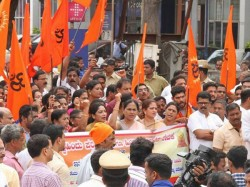 Stones Hurled At Vhp S Motorcycle Rally Uttar Pradesh