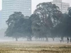 Winter Temperature Drops West Bengal
