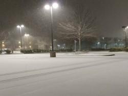 Winter Storm Threatens East Coast Usa Bringing Temperature Colder Than Mars
