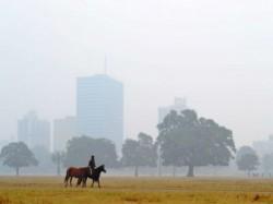 Kolkata West Bengal Temperature Drops Lowest This Winter