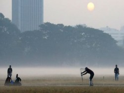 Temperature Below Normal Continues Kolkata