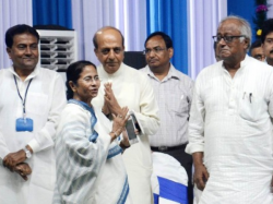 Tmc Mp Dinesh Trivedy Is Nominated As Best Mp India
