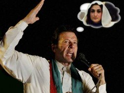 Pakistan S Ruling Party Is Playing Dirty Game About His Marriage Slams Imran Khan