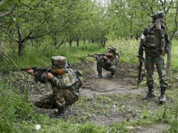 Pakistan Violates Ceasefire Uri Sector Jammu Kashmir Provide Cover Militants