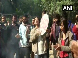 Students Jnu Call Strike Against 75 Percent Attendence System Made Compulsory The Authority