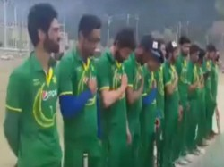 Cricket Teams From Kashmir Booked As Pakistan S National Anthem Played Before Match