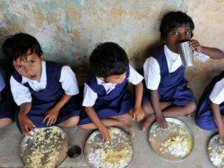 School Cook Allegedly Throws Hot Dal On Class 1 Boy Who Asked For More