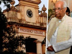 Governor Kesharinath Tripathi Faces Protest Movement Presidency Student