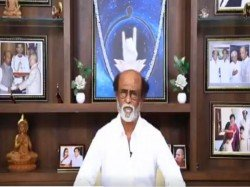 Rajinikanth Launches Party Logo Website The First Day New Year