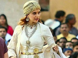 Now Controversy Starts Around Kangna Ranaut S Manikarnika Is It Going Like Padamvat Way