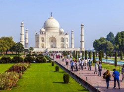 Entry Fee Tajmahal Will Be Increased From April