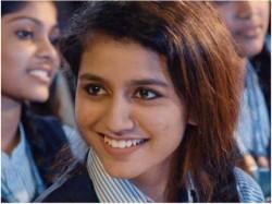 Ms Dhoni Is Her Favourite Cricketer Reveals Priya Prakash Varrier
