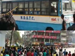 Two Youth Died An Accident Chingrihata Kolkata