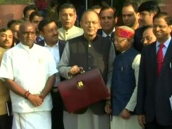 Political Reaction On Union Budget