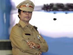 Cid Raid Midnapore Ex Sp Bharati Ghosh House Belda Police Station Oc Arrested