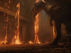 Jurassic World The Fallen Kingdom Official Trailer 2 Released