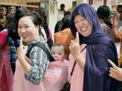 Meghalaya Nagaland Election Ended Peacefully