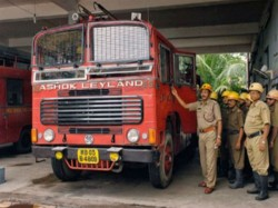 More Fire Stations Come Up Across Bengal End