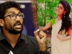 Priya Varrier S Wink Going Viral Is An Answer Rss S Protest On Valentine S Day Says Jignesh Mevani