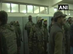 Terrorist Attacked Shri Maharaja Hari Singh Hospital Srinagar