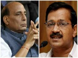 Rajnath Singh On Delhi Chief Secretary Assault Case