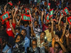 Maldives President Declares Emergency Amid Political Crisis Chief Justice Arrested