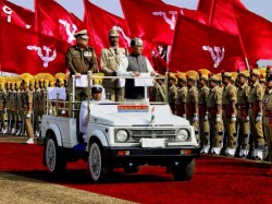 Manik Sarkar Is Fighting Alone Tripura Assembly Election Against All Odds