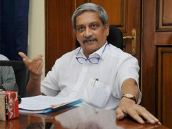 Manohar Parrikar Admitted Hospital Again This Time Goa