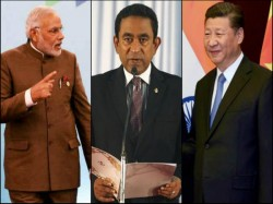 India China Proxy War Highlighted Amidst Abdulla Yameen S Maldives Political Crisis