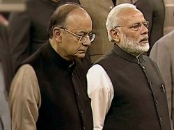 Narendra Modi Praises Arun Jaitley S Union Budget