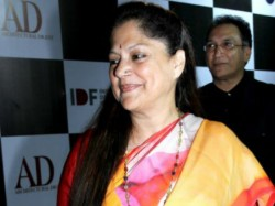 Row Over Madhya Pradesh Minister Yashodhara Raje Schindia S Election Message Voters