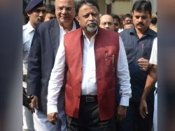 Mukul Roy Is The Back Foot The Case Biswa Bangla Case