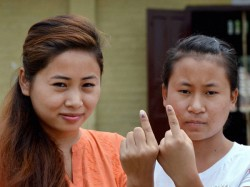 Years Later Nagaland Yet Elect Woman Candidate