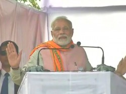 Pm Narendra Modi Campaigning Sonamura Ahead Tripura Assembly Election