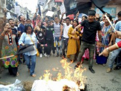 Rape Murder Accused Drags Of Police Station Death Arunachal Pradesh