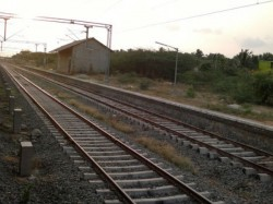 Two Students Are Died Rail Accident Go Shooting Short Film